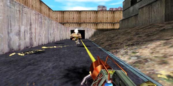 Кака я на работе играл в Half-Life 1